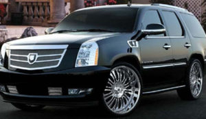 Cadillac services at SILENT PARTNER LIMOUSINES